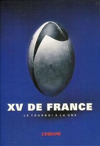 034-L-039-EQUIPE-XV-de-FRANCE-La-Tournoi-a-la-Une-034-RUGBY-BOOK