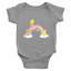 thumbnail 5 - Care-Bears-Rainbow-Friends-Kawaii-Cute-Infant-Baby-Rib-Bodysuit-Clothes-Babysuit
