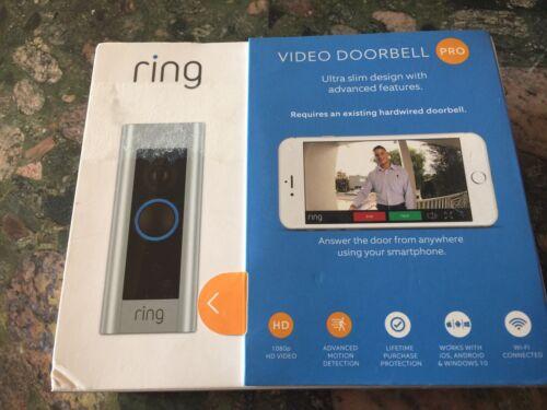 Ring Video Doorbell Pro Open Box