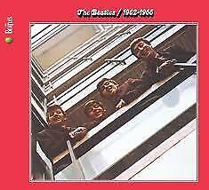 """2CD THE BEATLES """"RED ALBUM 1962 1966  -REMASTERED-"""". Nuevo y precintado"""