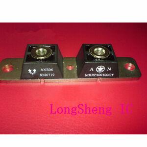 1pcs-Motorola-400-A-100-V-Schottky-barrier-module-Redresseur-Diode-MBRP-400100-CT-Nouveau