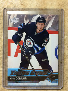 16-17-UD-Upper-Deck-YG-Young-Guns-Rookie-RC-212-KYLE-CONNOR