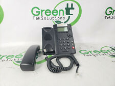 Polycom Vvx 201 2 Line Ip Business Phone 2201 40450 001 With Headset And Stand