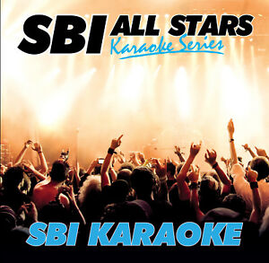 JUKEBOX-CLASSIC-HITS-VOLUME-1-SBI-ALL-STARS-KARAOKE-CD-G-15-TRACKS