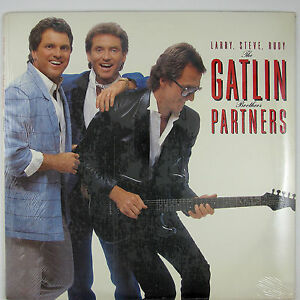 GATLIN-BROTHERS-Partners-LP-1986-COUNTRY-POP-STILL-SEALED
