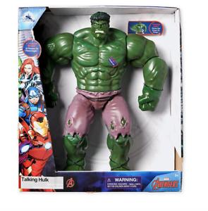 DISNEY The Incredible Hulk Parlante Action Figure 15 frasi ** NUOVO **