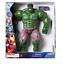 miniatura 1 - DISNEY The Incredible Hulk Parlante Action Figure 15 frasi ** NUOVO **