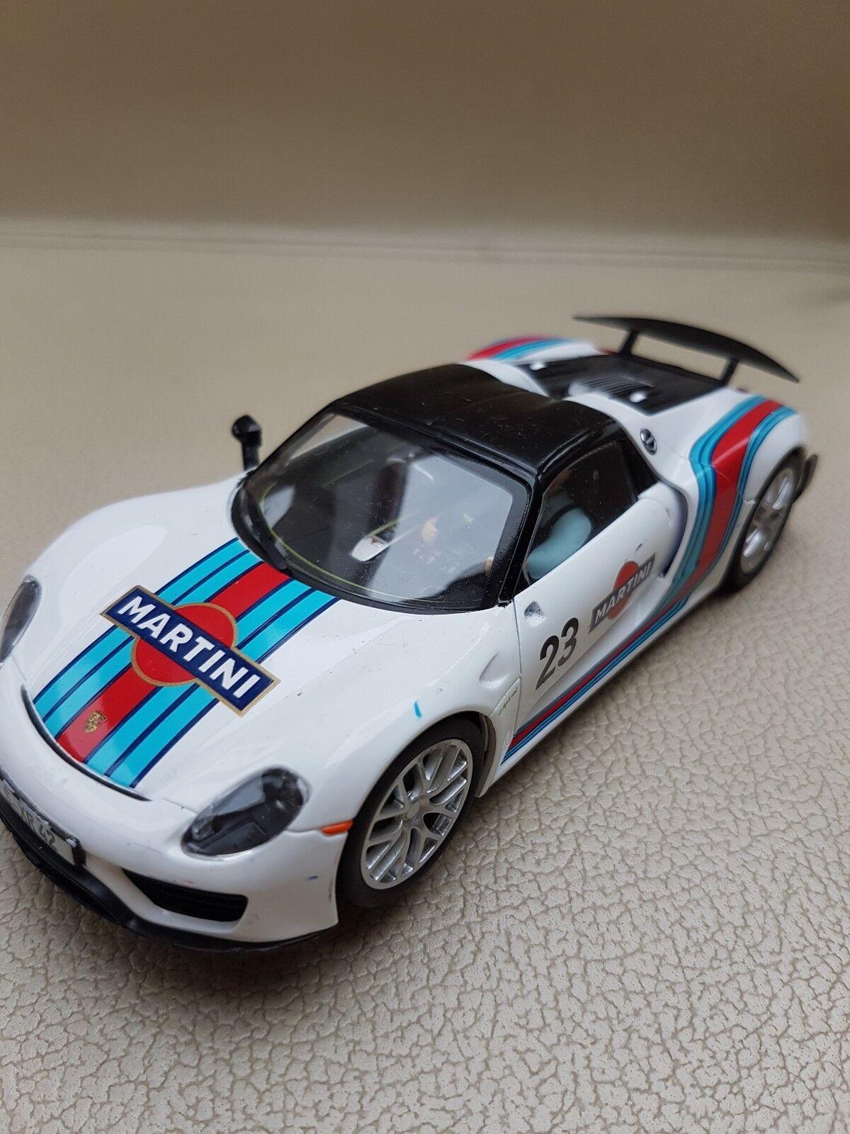 Porsche Spyder Spyder Spyder 918 Martini für Carrera Universal 132  | Sonderaktionen zum Jahresende  7e7658
