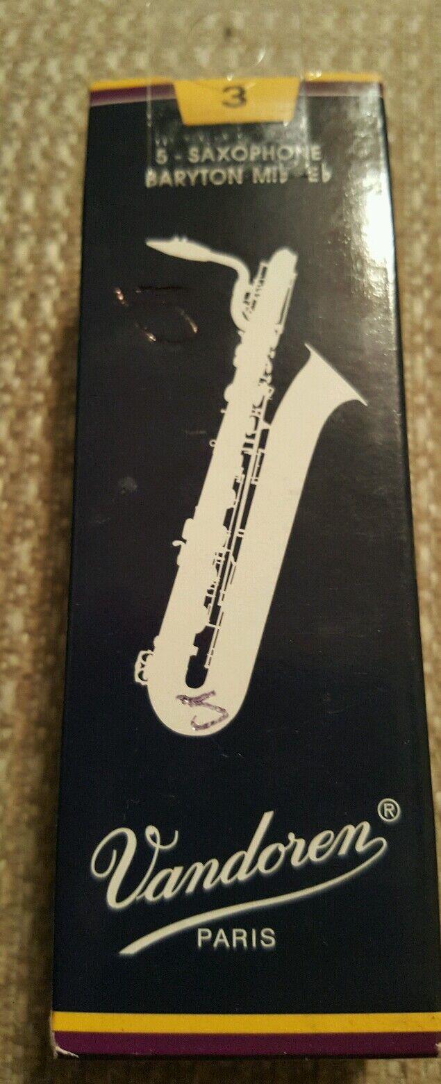 Vandeven 5 saxophone  baryton strength 3