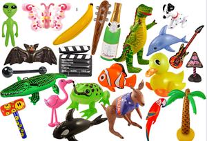 Gonflable-objets-Scene-Setters-accessoires-Flamingo-Cactus-Boule-animal-beaucoup-plus