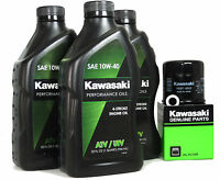 2008 Kawasaki Prairie 360 4x4 Hardwoods Green Hd Oil Change Kit
