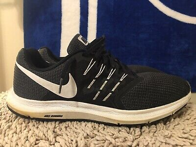 NIKE Run Swift, 908989 001, BlackWhite, Men's Running Shoes, Size 12 | eBay