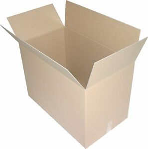 10 St Faltkartons 800x600x600 2 Wellig Umzugskartons Dhl Post