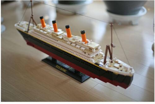 Oxford Block TITANIC BM3522 Brick For Mania Korean Building Toy Crusier Ship