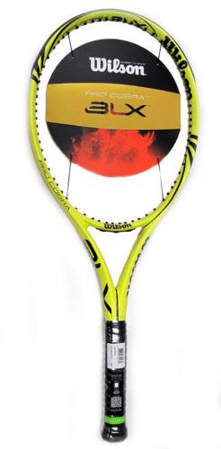 Authorized Dealer WILSON BLX PRO COBRA tennis racquet racket Reg$200-4 1//2