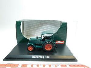 Bb242-0-5-SCHUCO-1-43-02781-Modele-tracteur-BULLDOG-HANOMAG-R-40-r40-Neuw-neuf-dans-sa-boite