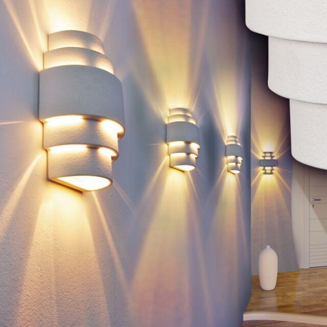 Außenlampe LED Wandlampe Wandleuchte Strahler Flurlampe schlafzimmer Beleuchtung
