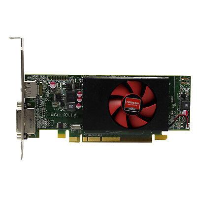 Dell AMD Radeon HD 8490 1GB DDR3 High Pro Video Card DVI//DP 7W12P J53GJ NV4N2