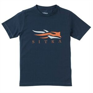 Sitka-Youth-Logo-Tee-Short-Sleeve-Eclipse