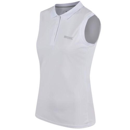 Regatta Damen Poloshirt ärmellos Tima RWT116
