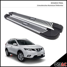 Schwellerrohre Aluminium Trittbretter für Nissan X-Trail T32 ab 2014 Pyramid 183