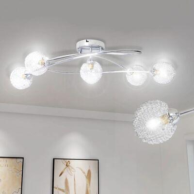 vidaXL Kronleuchter Deckenlampe Deckenleuchte Wohnzimmerlampe Leuchte Lampe