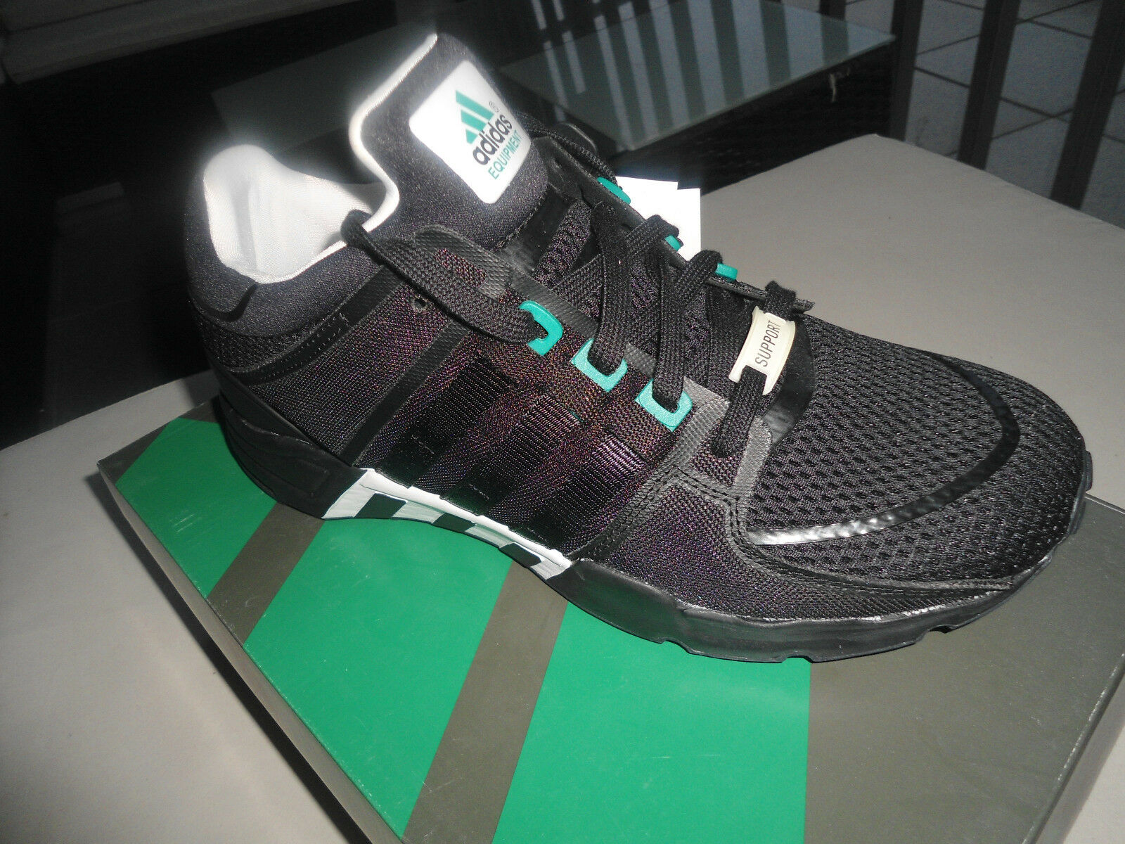 Adidas Equipment Support  2.0 43 1/3 ///  NMD ADV Guidance Zx 8000 9000