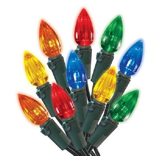 noma inliten 47702 88 200 count c3 led light set multi ebay