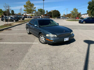 2002 buick park avenue mint