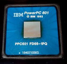 IBM PowerPC 601 CPU chip - used in original Power Macintosh computers, Apple