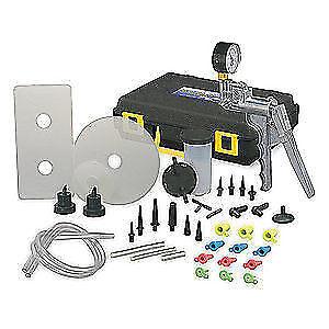 mityvac silverline elite vacuum pump automotive test kit mv8500 ebay rh ebay com Mityvac Brake Bleeding Kit Mityvac Hand Pump