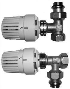 Set-Thermostatkopf-Ventil-Unterteil-Thermostatventil-Heizkoerper