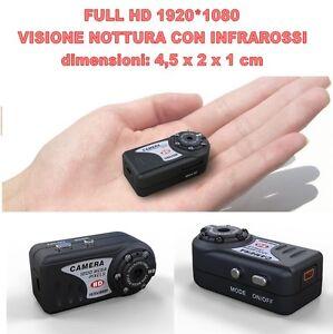 MINI DV MD80 FULL HD 1920 1080 NIGHT VISION MICRO CAMERA HIDDEN SPY 12 MPIXEL 8185810149575