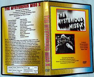 El-Misterioso-Miss-X-Dvd-Michael-Whalen