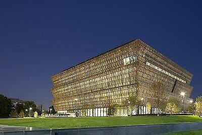 NMAAHC African American Museum- Thursday May 2nd