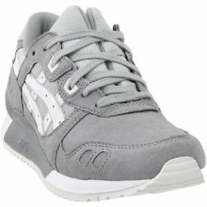huge discount d0096 d78f3 Details about ASICS Gel-Lyte III Sneakers - Grey - Mens