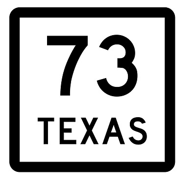 Texas State Highway 253 Sticker Decal R2549 Highway Sign