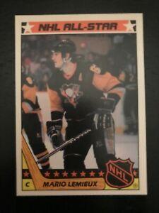 1987-88-Topps-Hockey-Insert-Sticker-11-Mario-Lemieux-Pittsburgh-Penguins