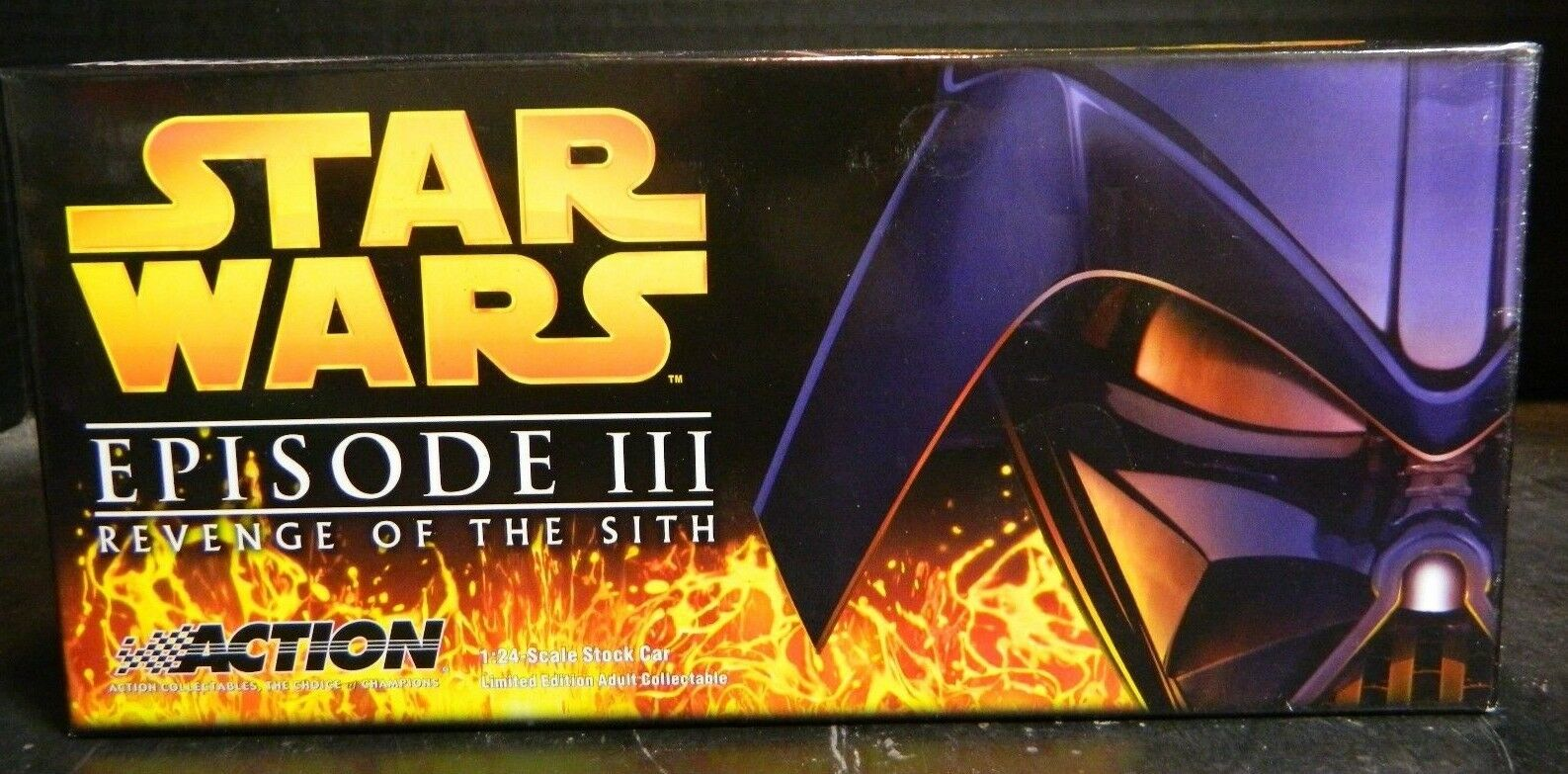 Diecast Star Wars Episode III 2005 Monte Carlo Action Collectibles New In Box