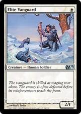 ELITE VANGUARD M11 Magic 2011 MTG White Creature — Human Soldier Unc