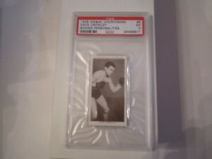 1938-DAVE-CROWLEY-9-BOXING-CARD-WA-amp-AC-CHURCHMAN-PSA-GRADED-5-GREAT-CH