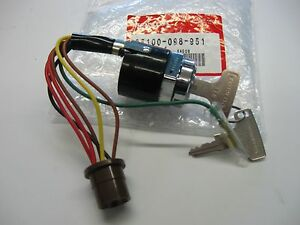honda ct70 ignition switch 1972 39 1976 39 k1 k2 k3 k4 trail. Black Bedroom Furniture Sets. Home Design Ideas