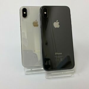APPLE-iPHONE-X-64GB-256GB-Unlocked-Space-Grey-Silver-Smartphone-Mobile