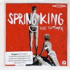 (HA502) Spring King, The Summer - 2016 DJ CD