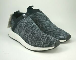 finest selection 8a83a 3b70b Details about Men's Adidas United Arrows & Sons NMD CS2 PK UAS Black Grey  DA9089 New Size 12.5