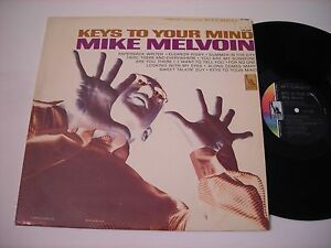 Mike-Melvoin-Keys-to-your-Mind-1966-Stereo-LP-VG