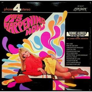 Ronnie-Aldrich-It-039-s-Happening-Now-London-Records-SP-44127-Vinile-V043084
