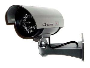 Top-Dummy-IR-Camara-de-Vigilancia-Camara-maniqui-con-LED-EN-amp-Outdoor-CCTV