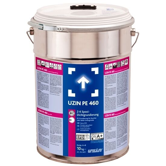 UZIN PE 460 Epoxidharzgrundierung 5kg oder 10 kg 2K Epoxi-dichtgrundierung