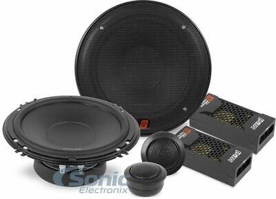 """Cerwin-Vega XED650C 300W 6.5/"""" 2-Way Component Power Handling Speaker CV Tweeter"""